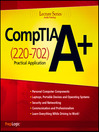 CompTIA A+ Practical Application (220-702) (MP3): 220-702 LS